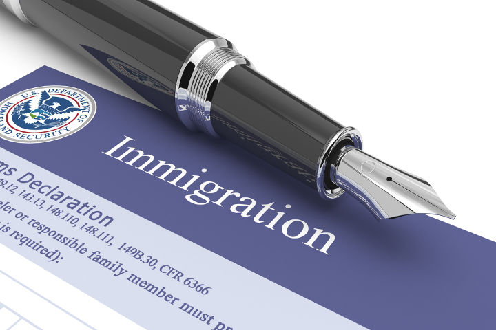 presidential candidates immigration friendly