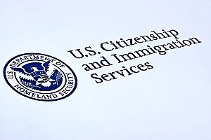a USCIS form that explains the EB-5 visa process and ultimately decides whether or not visa applications are approved