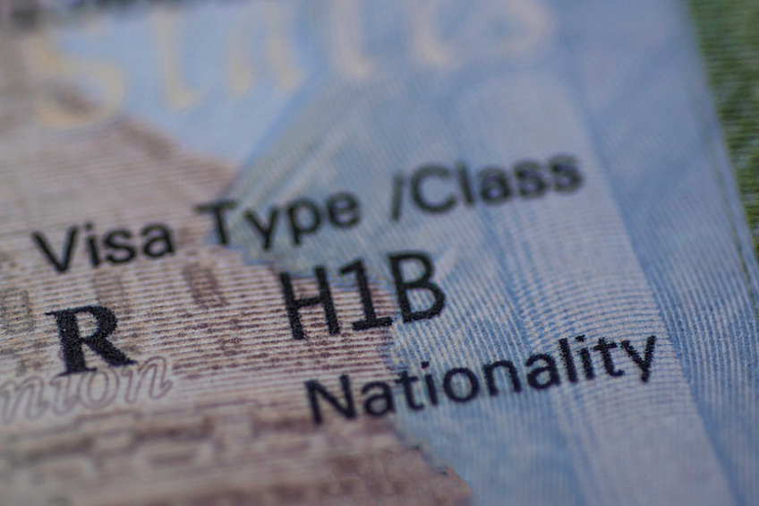 an H1B visa representing the H1B RFE response time