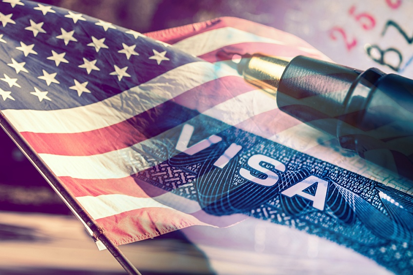 a visa that was obtained through the diversity visa lottery