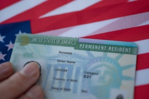 conditional green card valid for one to two years