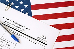 USCIS Form I-129: Petition for a Nonimmigrant Worker