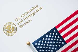 uscis logo where a request for evidence originates from