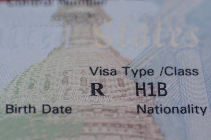 the 2020 H1B visa