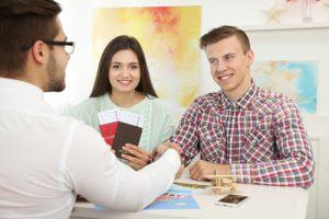applying for a tourist visa