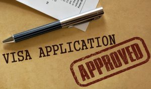approval process for US tourist visa application