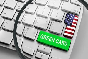 Green Card Lottery takes place once a year