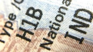 requirements of an H-1B visa