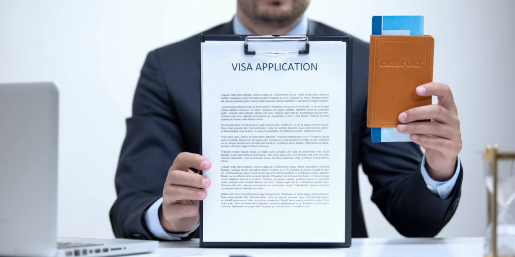 there are multiple fees in the h-1b visa application