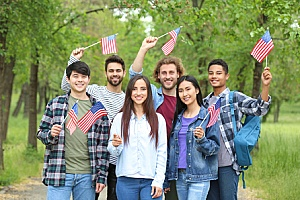 immigrant students in the United States on student visas