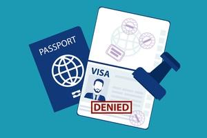 Passport and Denied Visa