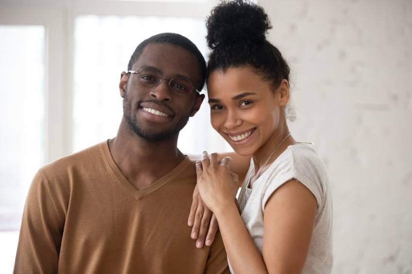 Couple Enjoying K1 Visa Benefits